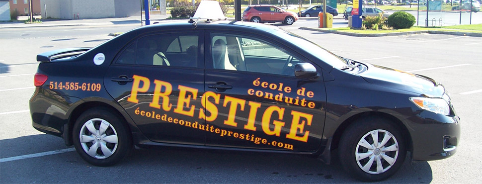Driving school Prestige about us